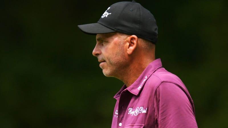 Rocco Mediate spricht in einem Interview mit Golf Channel offen über seinen Alkoholkonsum in der Vergangenheit. (Foto: Getty)