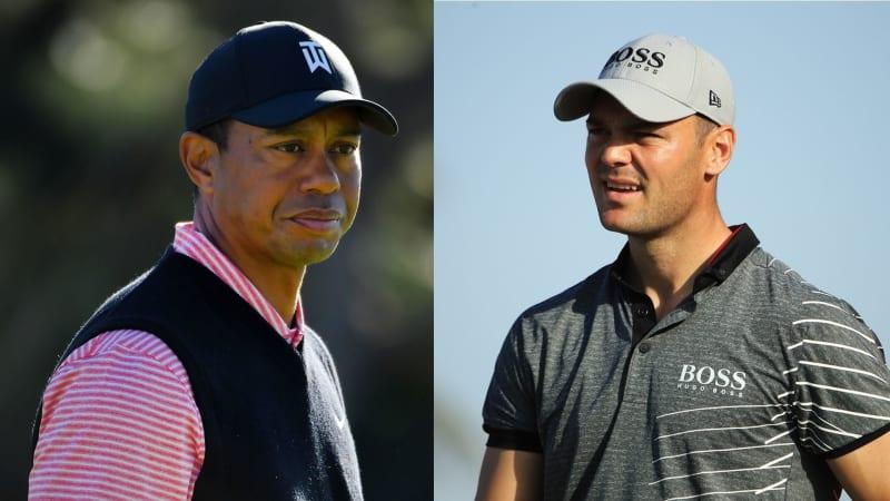 Tiger Woods und Martin Kaymer starten bei der Genesis Open gegen ein starkes Spielerfeld. (Foto: Getty)
