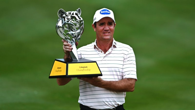 Scott Hend gewinnt die Maybank Championship der European Tour. (Foto: Getty)