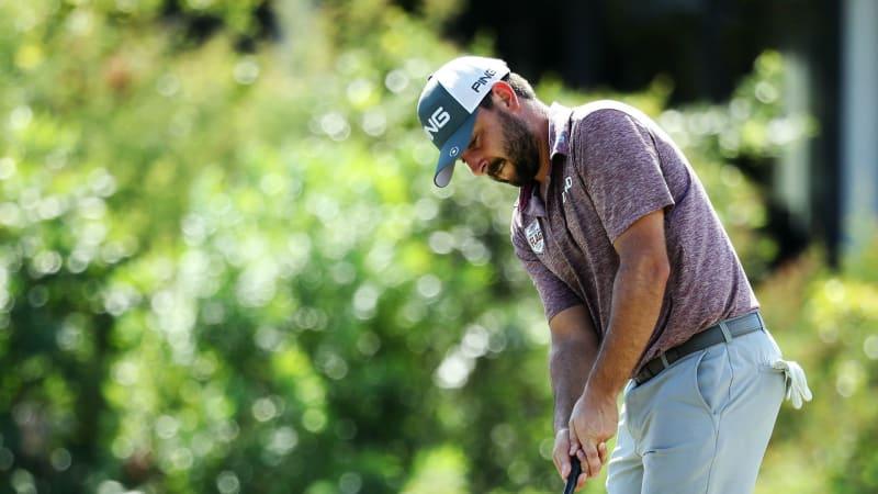 Stephan Jäger in guter Form bei der Corales Puntacana Championship der PGA Tour. (Foto: Getty)