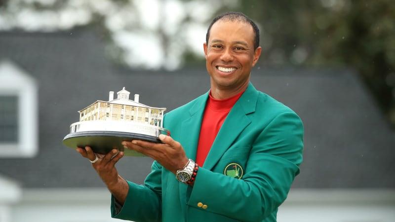 Die Sieger des US Masters. (Foto: Getty)