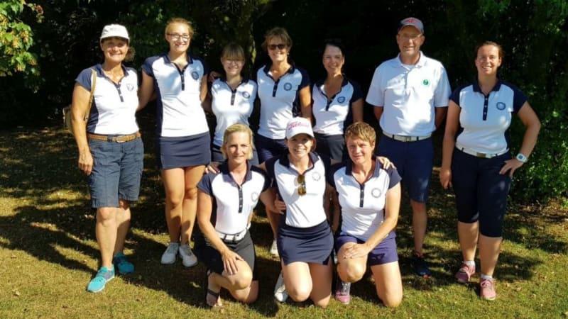 Die Damenmannschaft im Oldenburgischen Golfclub. (Foto: OGC)