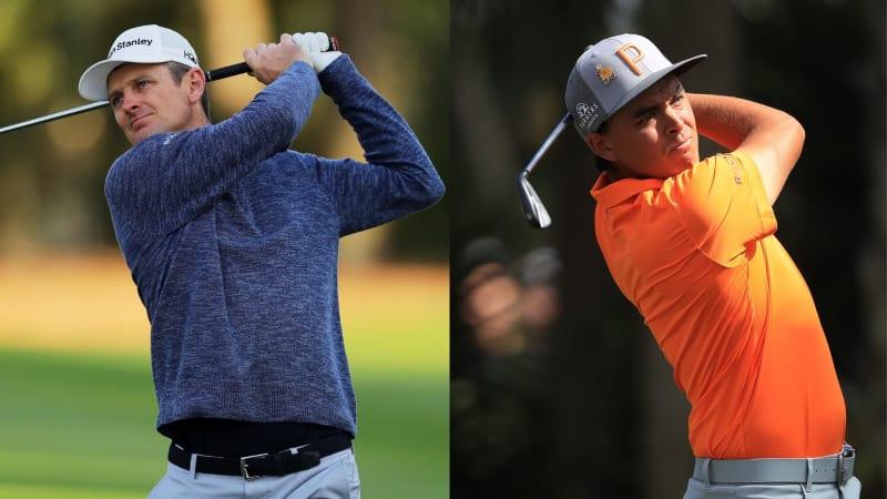 Mit Justin Rose und Rickie Fowler, geben zwei Weltklasse-Golfer intime Einblicke in das Finanzleben, abseits des Golfplatzes. (Bildquelle: Getty)