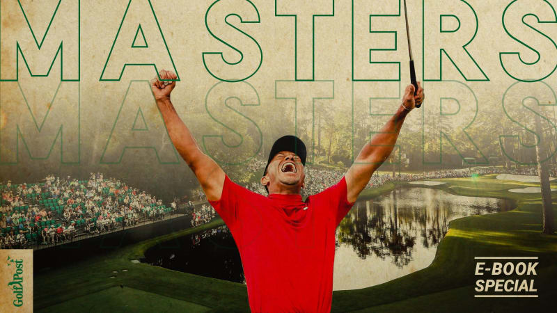 Das E-Book zum Masters 2019 von Golf Post. (Foto: Getty / Grafik: Golf Post)