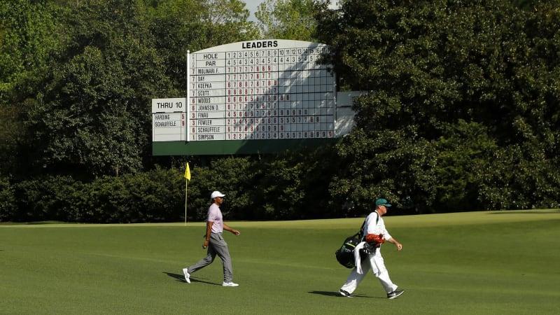 Der Liveticker zur dritten Runde des US Masters 2019 zum Nachlesen. (Foto: Getty)
