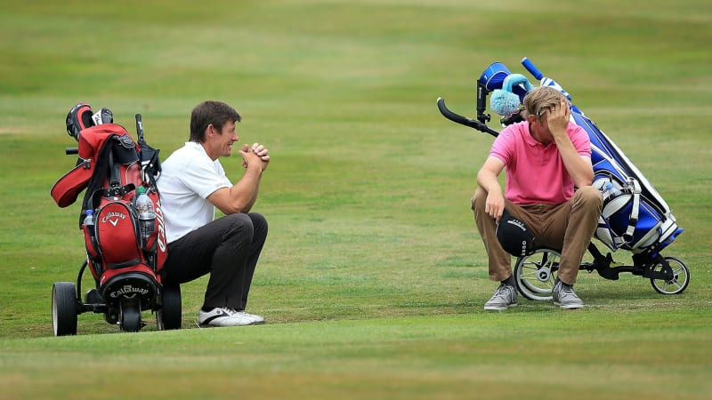 Slowplay ist auf allen Touren und auch vielen Golfplätzen ein Problem. (Foto: Getty)