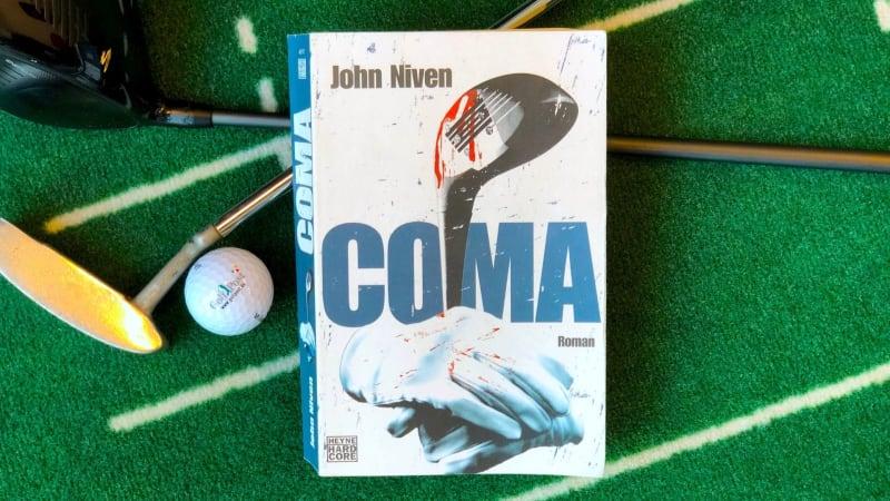 Schon das Cover des Buches verrät, dass Golfer hier auf ihre Kosten kommen. (Foto: Golf Post)