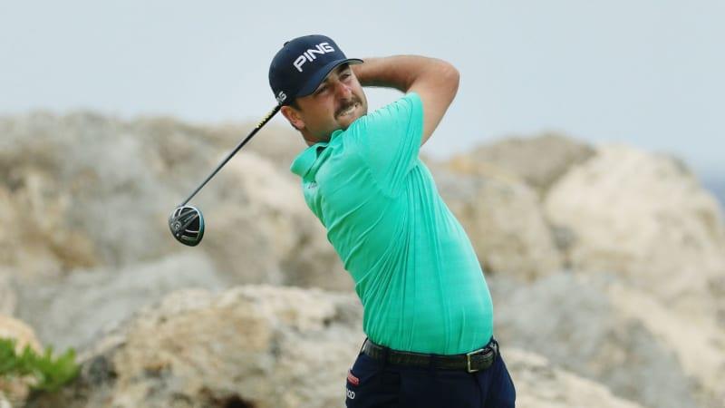 Stephan Jäger auf der PGA Tour bei der Corales Puntacana Resort & Club Championship. (Foto: Getty)