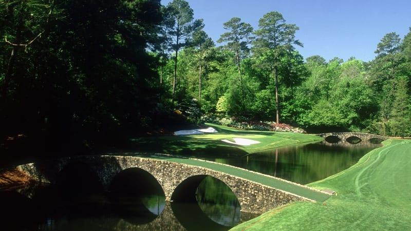 Das US Masters Tournament wird alljährlich im Augusta National Golf Club ausgetragen. (Foto: Getty)