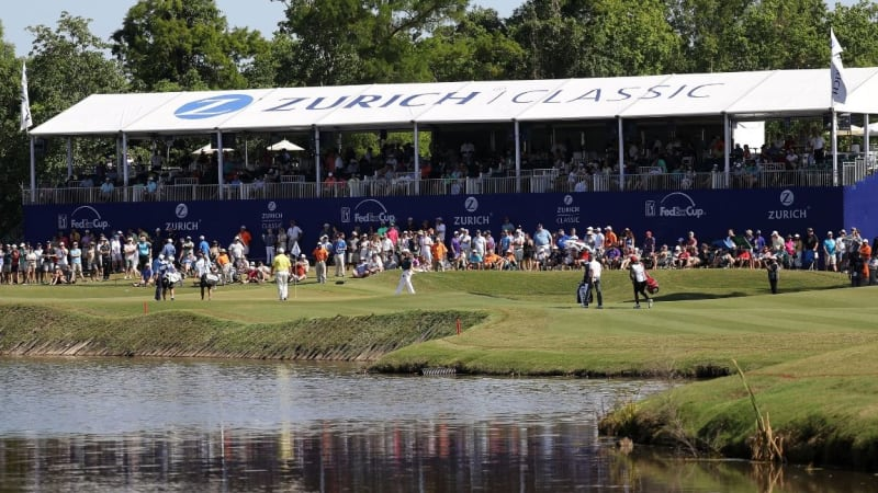 Die Spieler der PGA Tour treten in Missouri in Teams an (Foto: Getty)