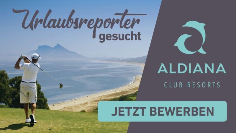 Bewerben Sie sich jetzt als Aldiana Urlaubsreporter. (Foto: Aldiana)