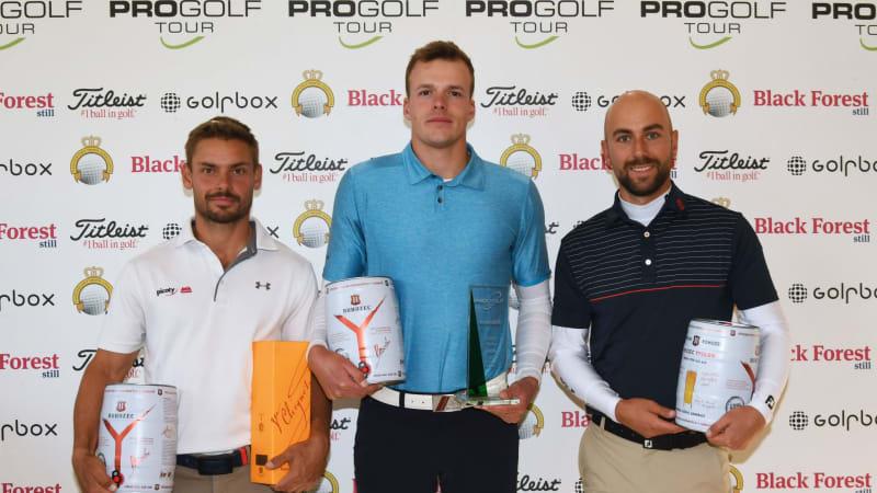 Finn Fleer gewinnt auf der Pro Golf Tour (Foto: Pro Golf)