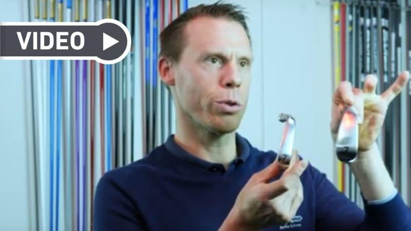 Clubfixx erklärt, warum das gleiche Eisen 7 unterschiedliche Lofts haben kann. (Foto: Clubfixx/ YouTube)