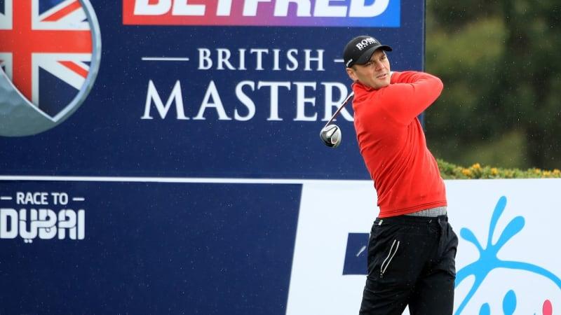 Martin Kaymer glänzt beim British Masters 2019 der European Tour. (Foto: Getty)