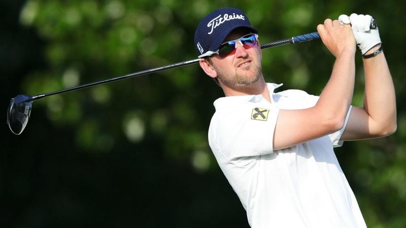 Bernd Wiesberger schreibt im Blog der European Tour über seine Handgelenksverletzung. (Foto: Getty)