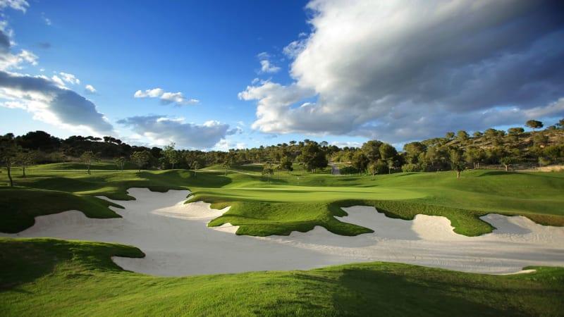 Las Colinas Golf Course. (Bild: Golf Holidays Direct)