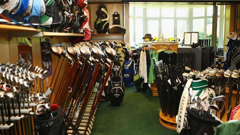 Der deutsche Golf-Fachhandel wuchs 2018 deutlich. (Foto: Getty)