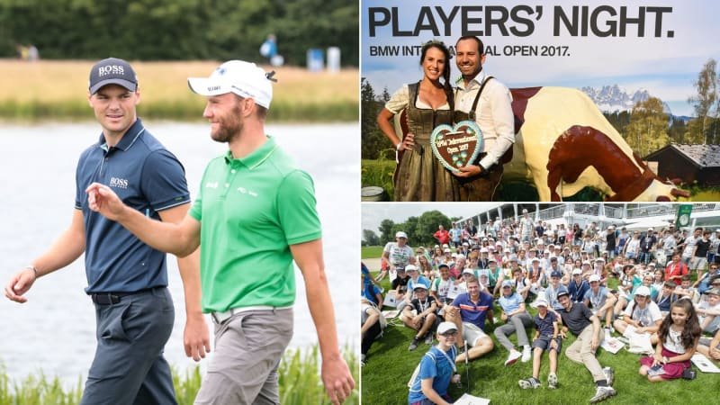 Die BMW International Open 2019 findet im Golfclub München Eichenried statt und wartet mit Top-Spielern und einem bunten Programm auf die Zuschauer. (Fotos: BMW Presse)