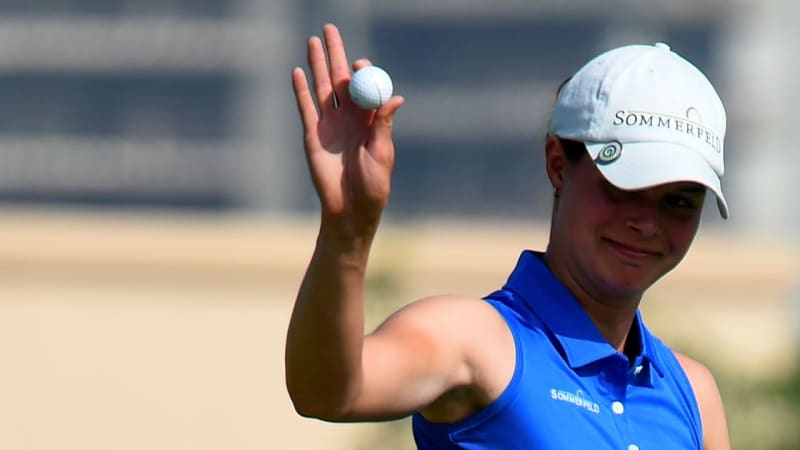 Esther Henseleit verpasst die Qulifikation für die US Women's Open. (Foto: Getty)