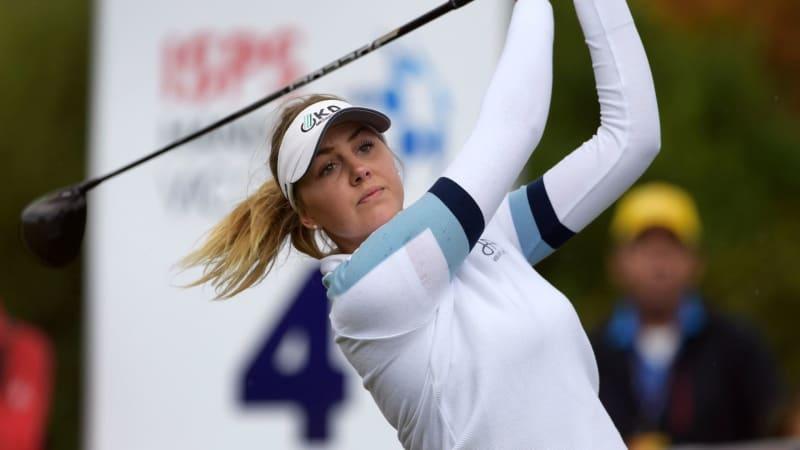 Olivia Cowan verspielt den Sieg am letzten Turniertag auf der Ladies European Tour. (Foto: Getty)