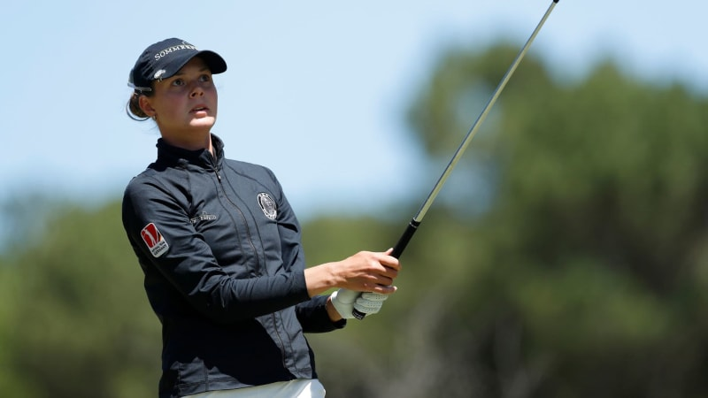 Esther Henseleit belegt auf der Ladies European Tour den zweiten Platz. (Foto: Getty)