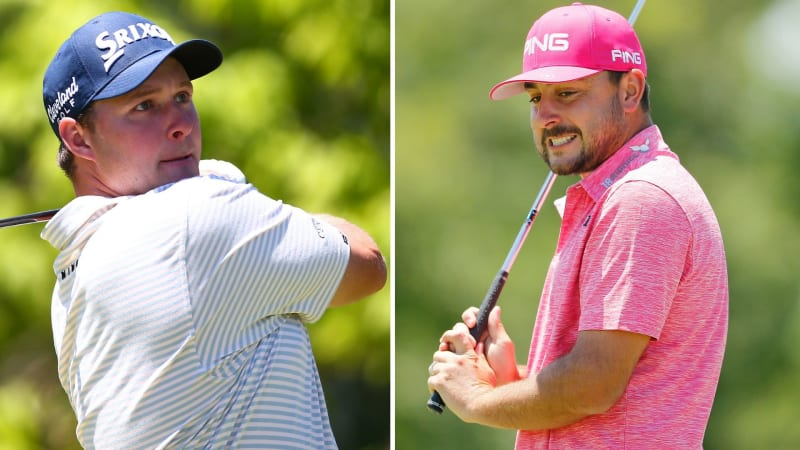 Sepp Straka und Stephan Jäger mit erfolgreicher zweiter Runde bei der RBC Canadian Open 2019 der PGA Tour. (Foto: Getty)