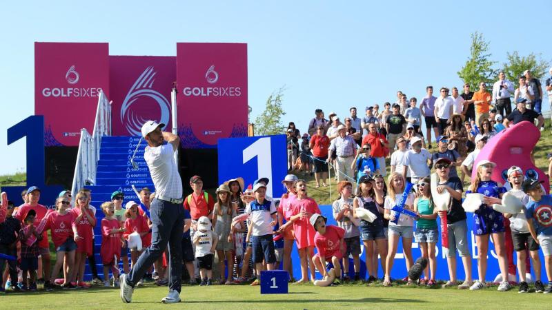 GolfSixes soll den Zuschauern ein einzigartiges Golferlebnis bieten (Foto: Getty)