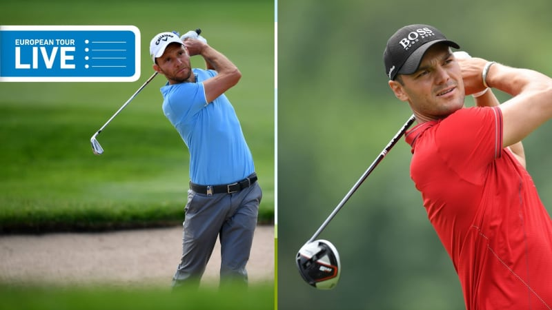 Max Kieffer und Martin Kaymer starten in die Finalrunde der BMW International Open 2019. (Foto: Getty)