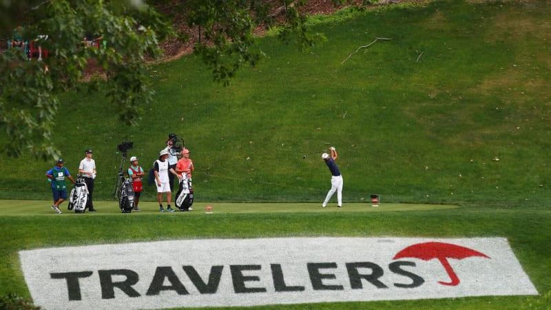 Die Tee Times der Travelers Championship im Überblick. (Bildquelle: Getty)
