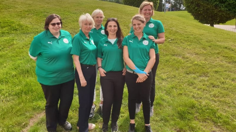 2. Spieltag der Damenmannschaft des GC Werl. (Bild: GC Werl)