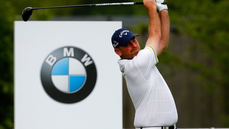 Thomas Björn bei der BMW International Open 2015. (Foto: Getty)