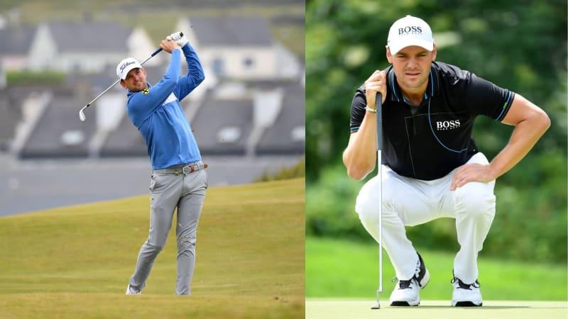 Martin Kaymer und Bernd Wiesberger starten gemeinsam am Mittag die erste Runde der Scottish Open. (Bildquelle: Getty)