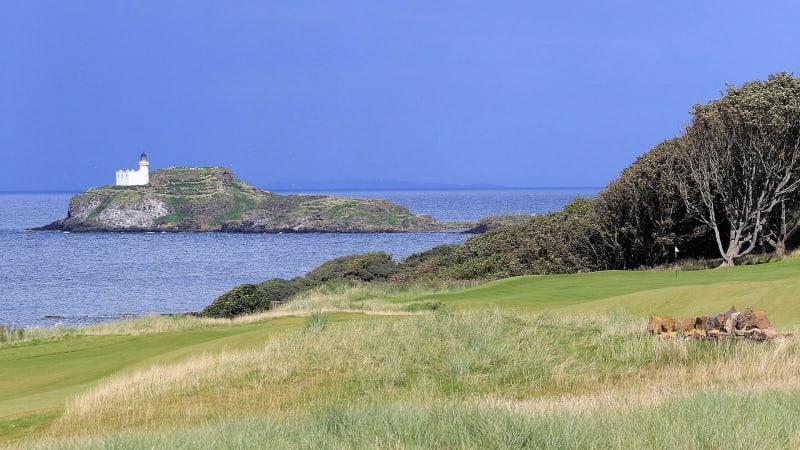 Der Renaissance Club in Schottland gehört zu den beliebtesten Links-Golf-Plätzen. (Foto: Getty)