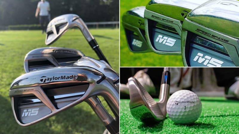 Vier Tester aus der Golf Post Community haben die M5 Eisen von TaylorMade genauestens unter die Lupe genommen. (Fotos: Instagram/@all_things_golf_3105, @someonessnapshot, @maex.gyver)