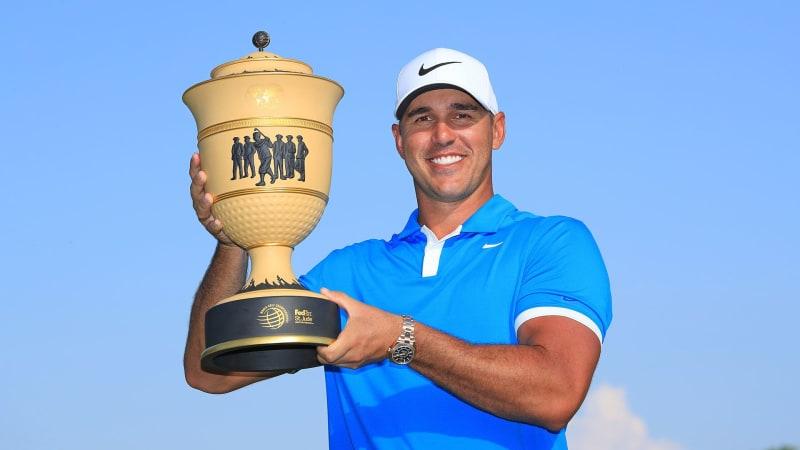 Brooks Koepka gewinnt die World Golf Championship St. Jude Invitational. (Foto: Getty)