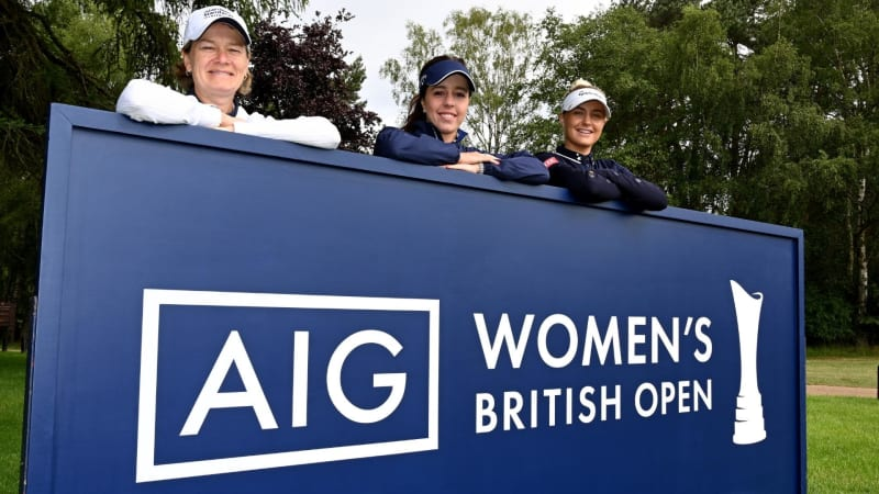 Vor den Toren Londons steigt die Women's British Open 2019. (Foto: Getty)