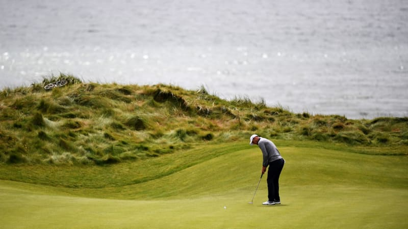 Martin Kaymer will sich einen der letzten Plätze für die Open Championship ergattern. (Bildquelle: Getty)