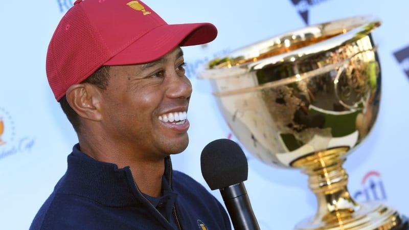 Die ersten acht Golfer für das Presidents Cup Team von Tiger Woods stehen fest. (Foto: Getty)