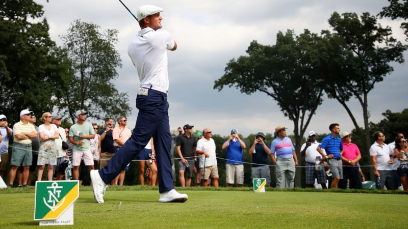 Die PGA Tour startet mit der Northern Trust in die FedExCup-Playoffs. (Foto: Getty)