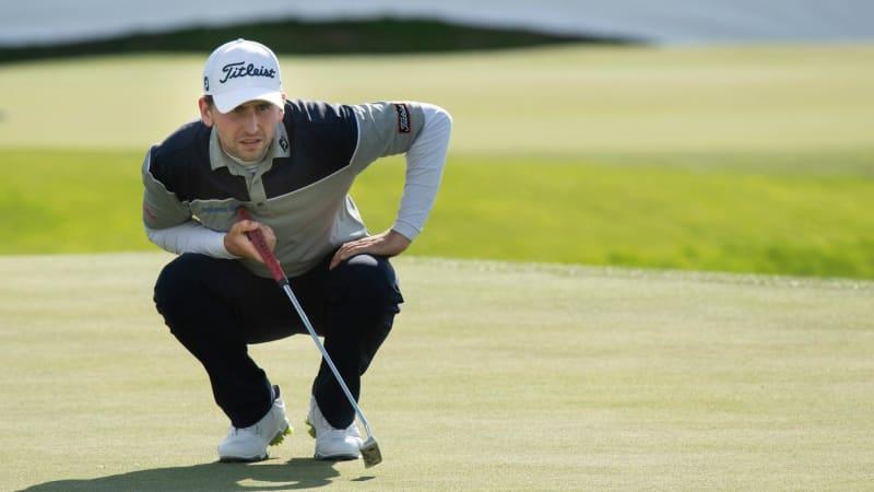 Nicolai von Dellingshausen im exklusiven Interview mit Golf Post. (Foto: Allianz / Stefan von Stengel)