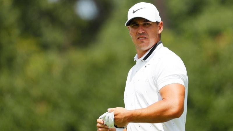 Brooks Koepka übernimmt bei der Tour Championship auf der PGA Tour die alleinige Führung. (Foto: Getty)