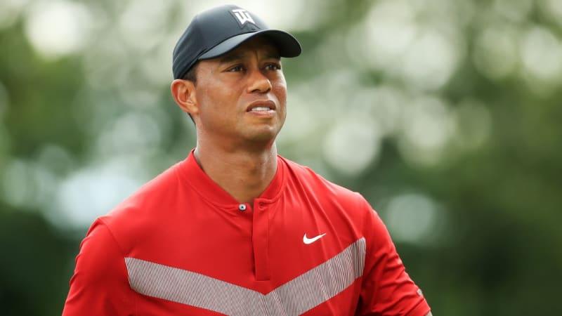 Tiger Woods hat sich seiner fünften Knieoperation unterzogen. (Foto: Getty)