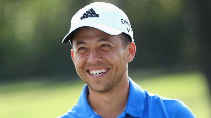 Der Shootingstar am Golfhimmel Xander Schauffele im exklusiven Interview mit Golf Post. Foto: Getty)