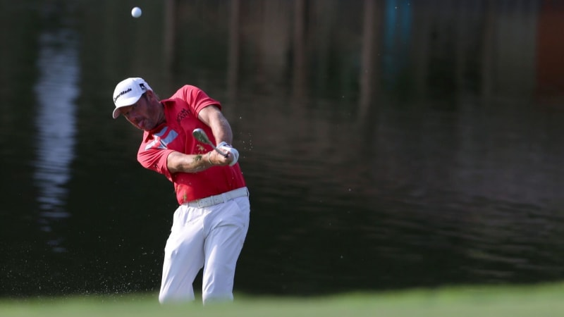Alex Cejka bei der Sanderson Farms der PGA Tour. (Bildquelle: Getty)