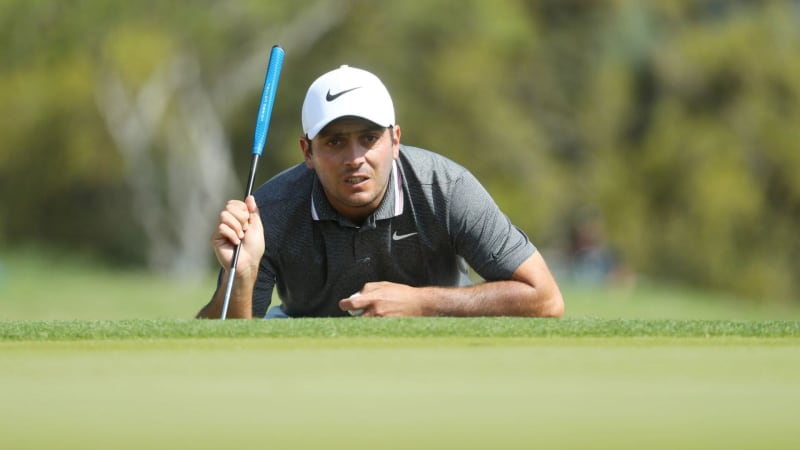 Francesco Molinari findet sich aktuell auf Platz 9 der Weltrangliste wieder. (Bildquelle: Getty)