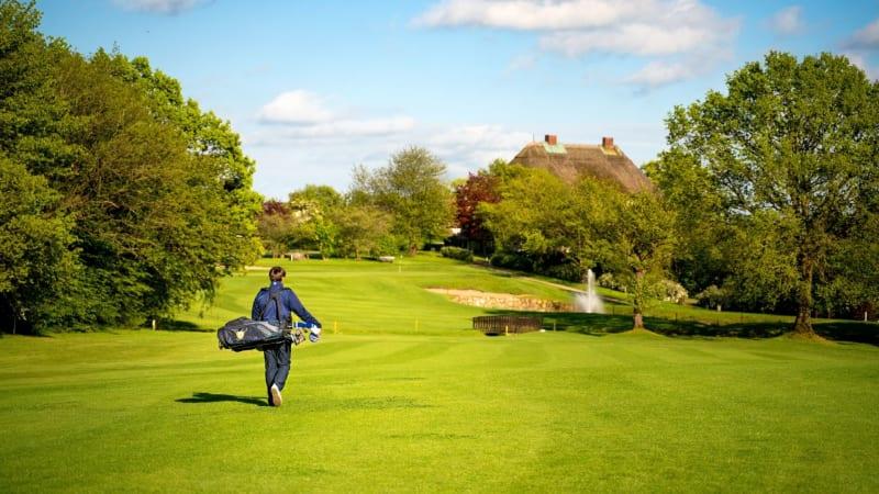 Der Golfkalender 2020 mit dem Golfclub Abenberg. (Bildquelle: Stephan Patzsch)