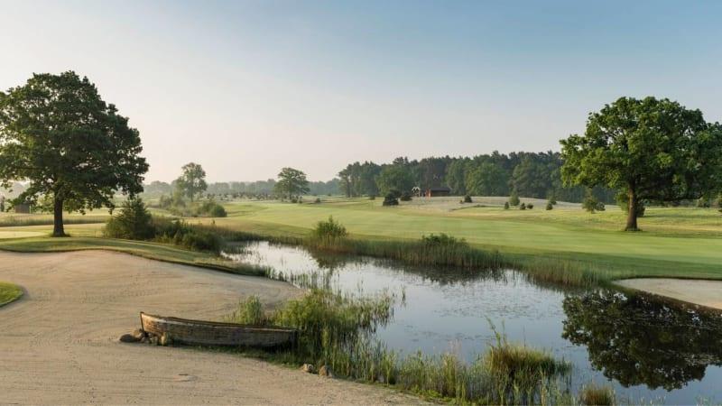 Der Nordkurs der Green Eagle Golf Courses der längsten Plätze der Welt. (Foto: Golf Post)
