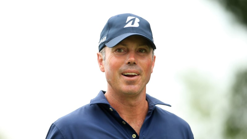 Der Fanliebling Matt Kuchar im Interview mit Golf Post. (Foto: Getty)