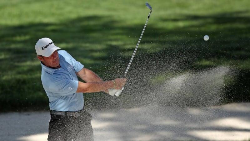 Ein schwieriger Start in seinen Moving Day kostet Cejka zahlreiche Positionen auf der PGA Tour (Foto: Getty)