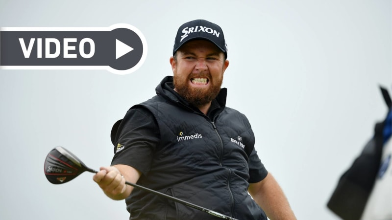 Die zehn besten Asse der PGA-Tour-Saison 2019. Unter anderem mit dabei: Sahen Lowry. (Foto: Getty)